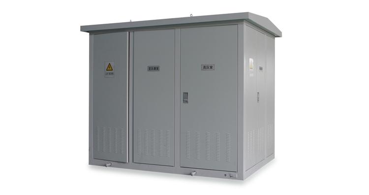 ZBW欧式箱变系列